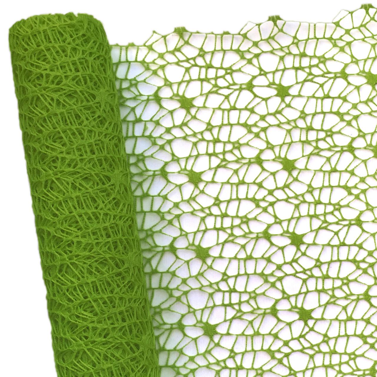 Сетка флористическая Poly net 1 хаки 53см х 5ярдов