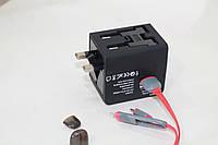 Набор путешественника + кабель usb lightining-micro usb + спиннер в подарок