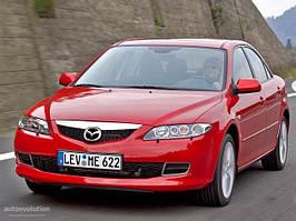 Mazda 6 (Седан, Комби, Хетчбек) (2002-2008)
