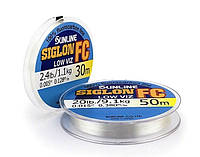Флюорокарбон Sunline Siglon FC 30м 0,225мм 3,4кг