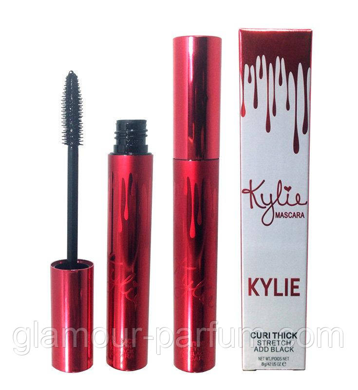 Тушь для ресниц Kylie Curi Thick Stretch Add Black (Кайли)