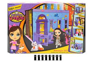 Дом игрушечный для куклы 5002