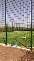 Забор из сварной сетки  Дуос 6*5*6 2,5*2.43, фото 1