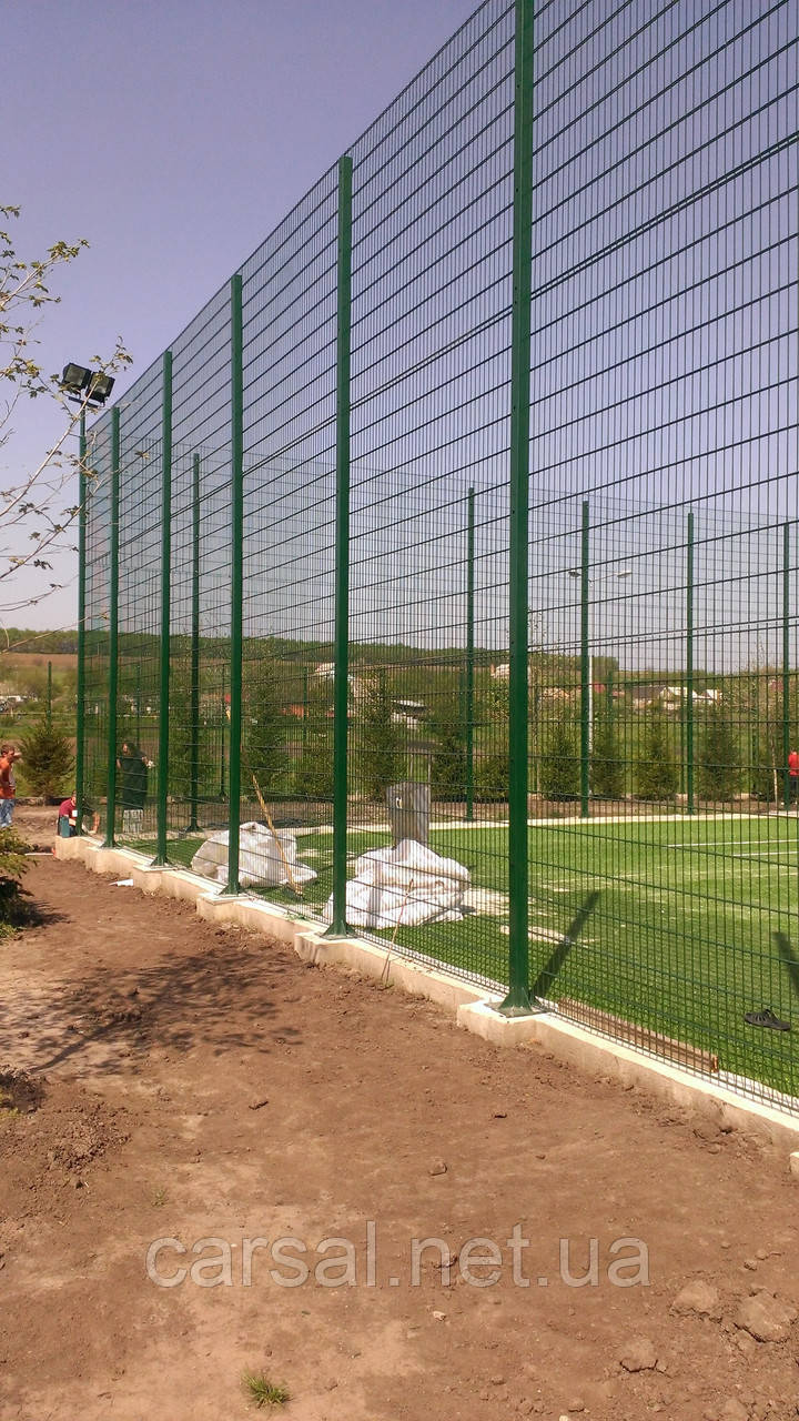 Забор из сварной сетки  Дуос 6*5*6 3*0.63