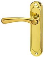 Ручки на планке Bruno 910K6 золото