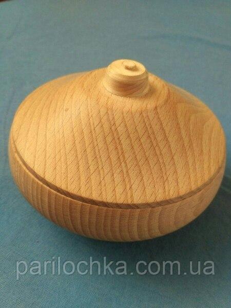 Солонка и перечница деревянные, точенные, деревянная посуда