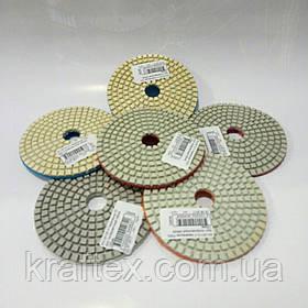 Алмазные гибкие круги 100мм(черепашки)