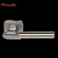Ручки раздельные Armadillo Trinity SQ005-21 SN/CP-3 матовый никель