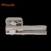 Ручки раздельные Armadillo Bristol SQ006-21 SN/CP-3 матовый никель