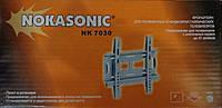 Поворотный настенный кронштейн NK 7030 LCD для ЖК\LED\LCD телевизоров и мониторов диагональю до 37″