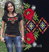 Трикотажні вишиванки жіночі оптом в Украине. Сравнить цены 705e9bd91c578