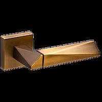 Ручки раздельные Fuaro Diamond DM CF-17 кофе