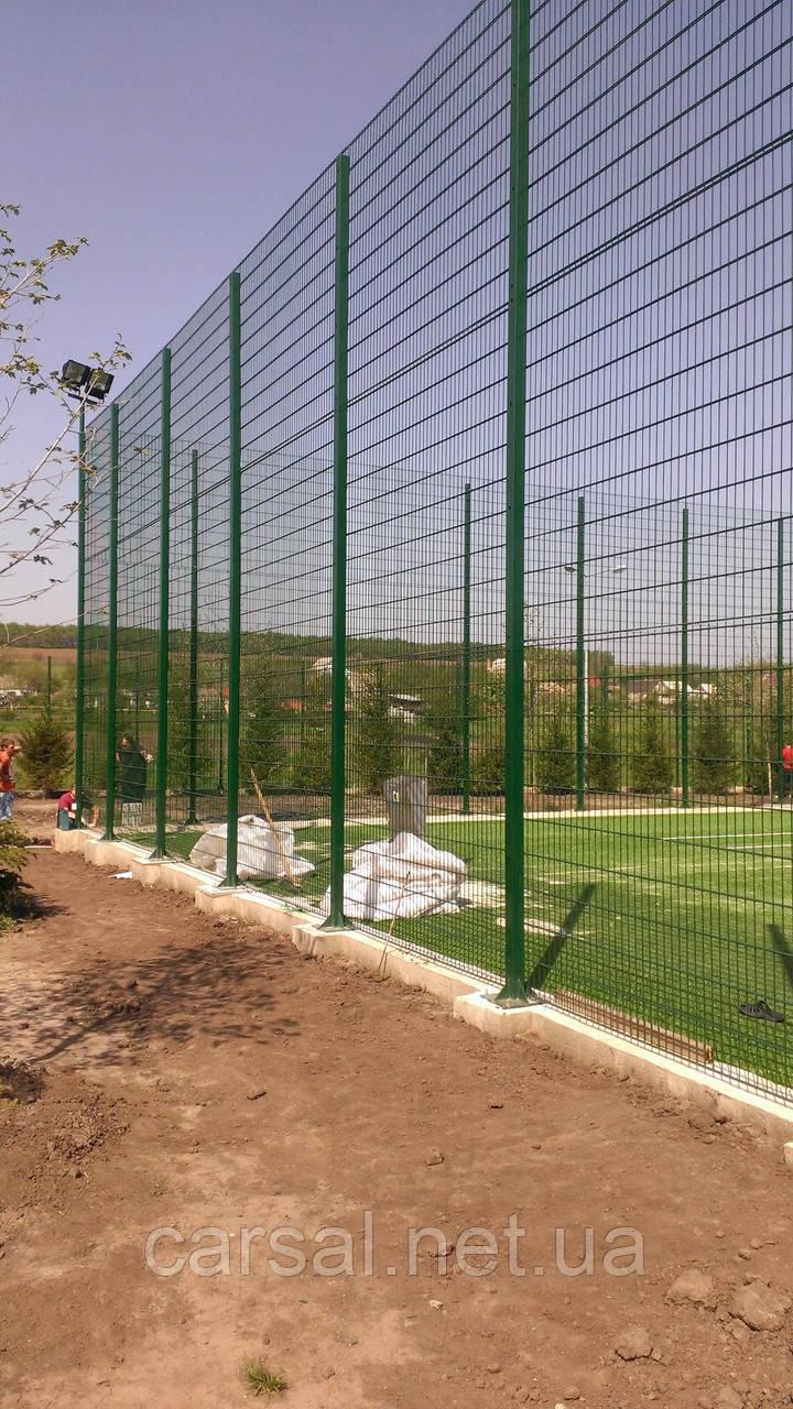 Забор из сварной сетки  Дуос 6*5*6 3*1.43