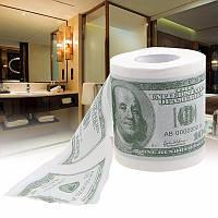 Туалетная бумага 100$