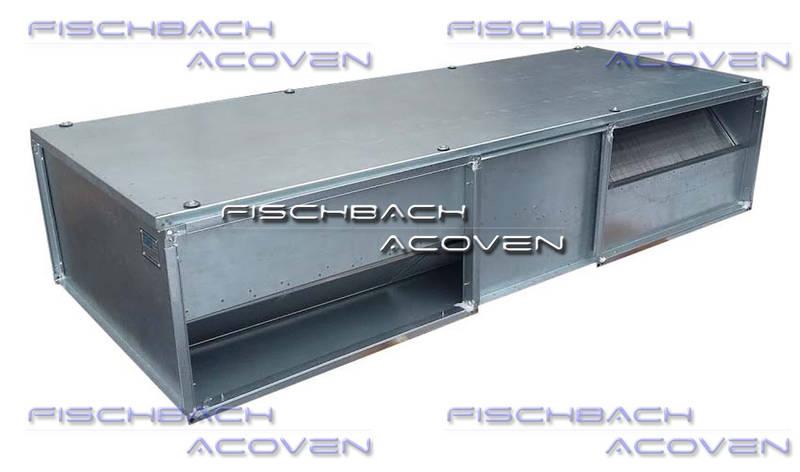 Рекуператор FISCHBACH FGS (з алюмінієвими пластинами) прямокутний, фото 2