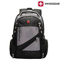 Рюкзак SwissGear / Wenger SA1418Grey c отделением для ноутбука.