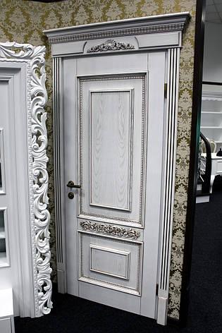 Межкомнатная деревянная дверь , фото 2