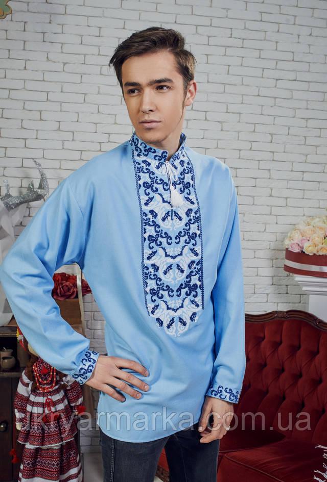 7febe749b42be4 Вишиванка – модний образ сучасного чоловіка.. Статті компанії ...