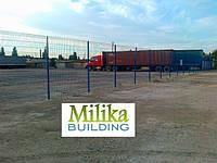 Забор из сварной сетки  Оригинал 4*4 2,5*1.5, фото 1