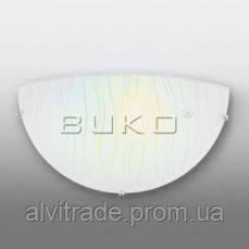 Светильник  BUKO 34 ПОЛОВИНКА 300-1/2 1*E27