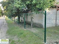 Забор из сварной сетки  Оригинал 4*4 2,5*1.8, фото 1