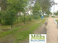 Забор из сварной сетки  Оригинал 4*4 3*0.82, фото 1
