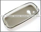 Серый силиконовый чехол для Nokia 3310 2017, фото 4