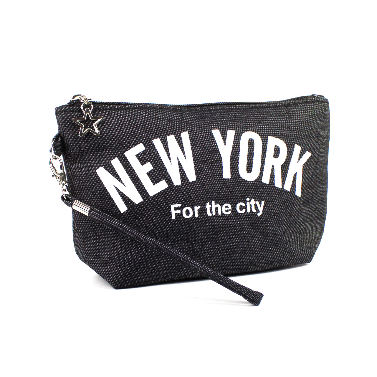 Косметичка New York Черная