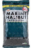 Пеллетс Dynamite Baits Marine Halibut 6мм 0,9кг