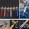 Fishing Rod Pen - Мини-удочка в форме ручки