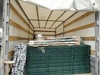Забор из сварной сетки  Оригинал 5*5 2,5*1.00, фото 1