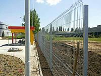 Забор из сварной сетки  Оригинал 5*5 2,5*1.2, фото 1