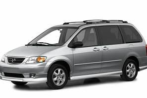Mazda MPV (Минивен) (2000-2006)