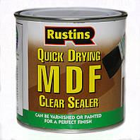 Быстросохнущее, прозрачное, грунтовочное покрытие для МДФ (MDF), фото 1