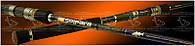 Спиннинг Major Craft Solpara SPS-S702M 2,13м 0,5-5г Extra-Fast