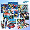 Школьный набор первоклассника для мальчика Transformers (31 предмет)