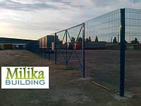 Забор из сварной сетки  Оригинал 3,8 2.5*0,62, фото 1