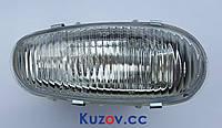 Противотуманная фара Daewoo Lanos, ZAZ Sens - левая (FPS) рифленое стекло