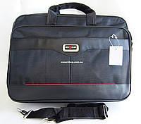Мужская сумка для документов А-4. Мужской портфель под ноутбук. СП01