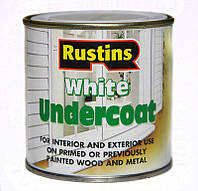 Белая шпатлевка White Undercoat