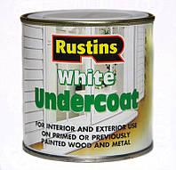 Белая шпатлевка White Undercoat 500 мл