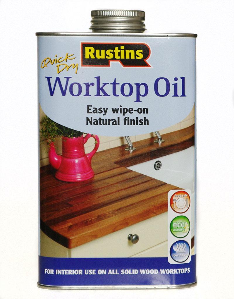Олія для обробки кухонних робочих поверхонь Worktop Oil