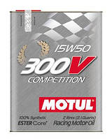 MOTUL 300V Competition SAE 15W50 (2L)