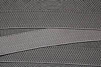 Резинка декоративная 40мм, хаки , фото 1