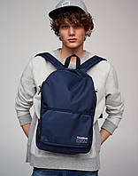 Рюкзак Pull and Bear - Classic Navy Backpack