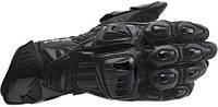 Мотоперчатки RS TAICHI GP-EVO кожа черный M