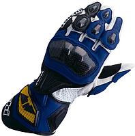 Мотоперчатки RS TAICHI GP-WRX кожа синий S
