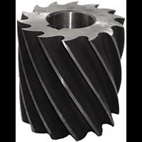 Розгортка машинна насадна ф 30 А гвинтовий зуб сел. 16 мм