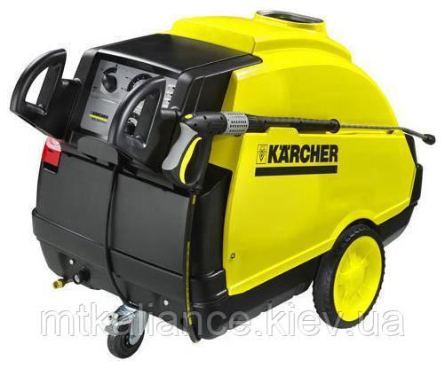 Аппарат высокого давления Karcher HDS 895 с подогревом воды