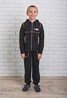 Спортивный костюм для мальчика черный